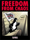 Freedom from chaos poster